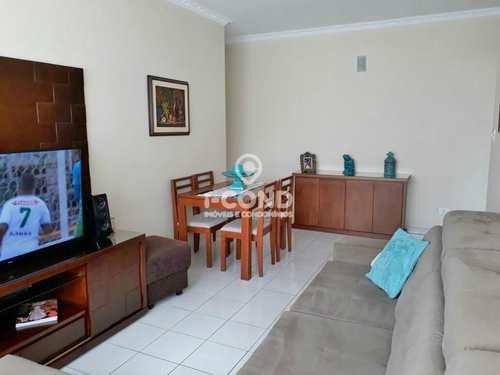 Apartamento, código 58168413 em Santos, bairro Ponta da Praia