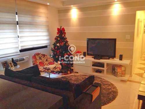Apartamento, código 58166357 em Santos, bairro Campo Grande