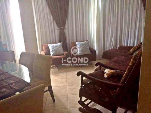 Apartamento, código 58120583 em Santos, bairro Gonzaga