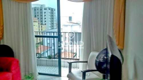 Apartamento, código 58101653 em Santos, bairro Boqueirão