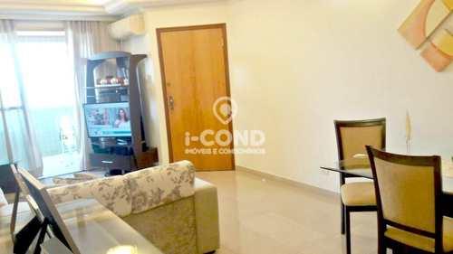 Apartamento, código 58063380 em Santos, bairro Boqueirão