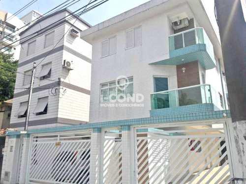 Casa, código 58050191 em Santos, bairro Macuco