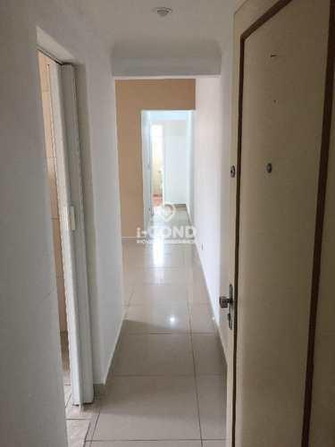Apartamento, código 57629260 em Santos, bairro Encruzilhada