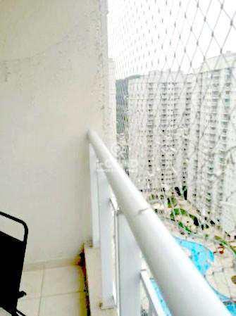 Apartamento, código 55763599 em Santos, bairro Marapé