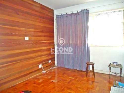 Apartamento, código 55564215 em Santos, bairro José Menino