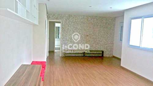 Apartamento, código 55537818 em Santos, bairro Marapé