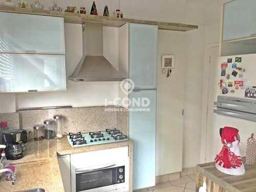 Apartamento, código 55469730 em Santos, bairro Aparecida