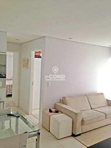 Apartamento, código 55402093 em Santos, bairro Encruzilhada