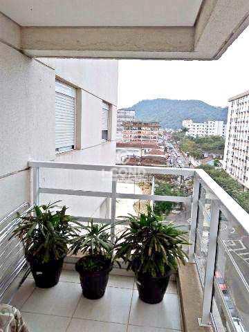 Apartamento, código 55337268 em Santos, bairro Vila Belmiro