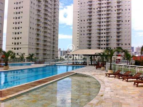 Apartamento, código 55295269 em Santos, bairro Marapé
