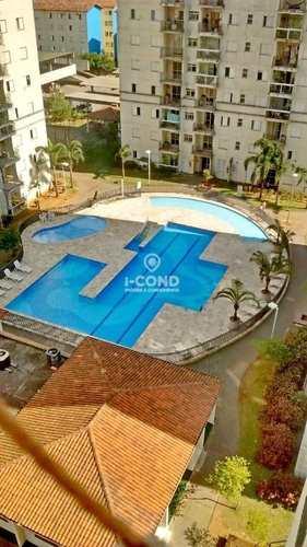 Apartamento, código 55300270 em Santos, bairro Areia Branca