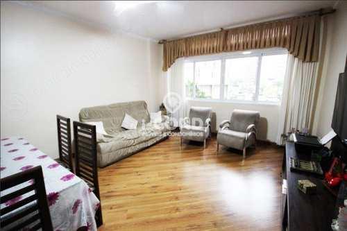 Apartamento, código 55041508 em Santos, bairro José Menino