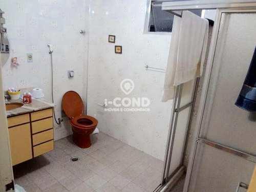 Apartamento, código 54837500 em Santos, bairro José Menino