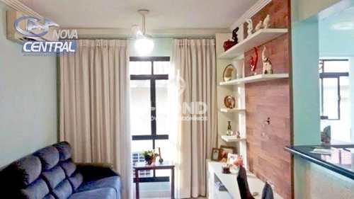 Apartamento, código 54685644 em Santos, bairro Campo Grande