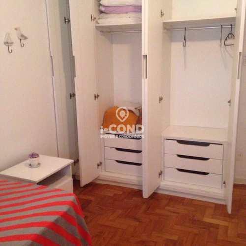 Apartamento, código 54688500 em Santos, bairro Gonzaga