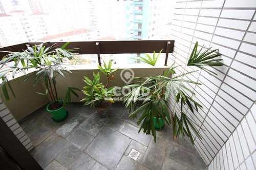 Apartamento, código 54663714 em Santos, bairro Boqueirão