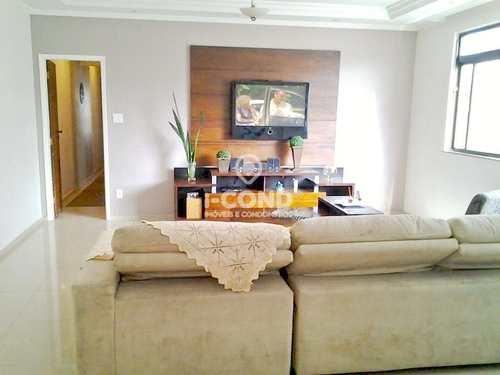 Apartamento, código 54627273 em Santos, bairro Pompéia