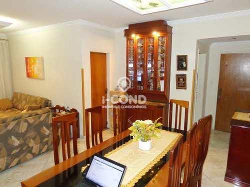 Apartamento, código 54582688 em Santos, bairro Pompéia