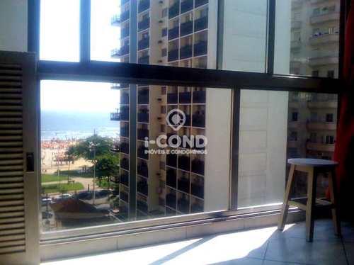 Apartamento, código 54538392 em Santos, bairro Boqueirão
