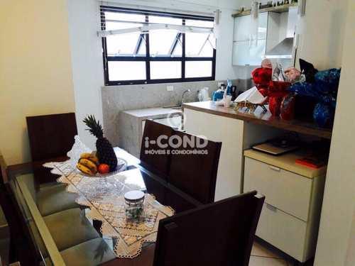 Apartamento, código 54515217 em Santos, bairro Aparecida