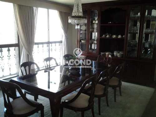 Apartamento, código 54108751 em Santos, bairro Boqueirão