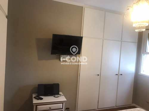 Apartamento, código 63003301 em Santos, bairro Gonzaga