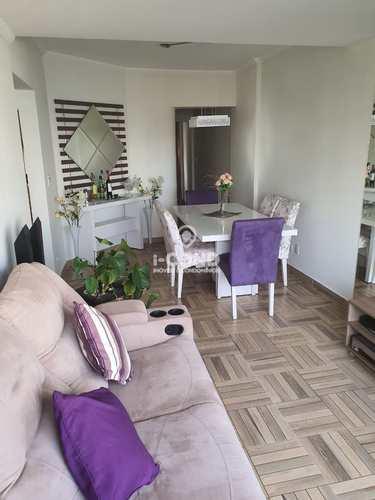 Apartamento, código 63003311 em Santos, bairro Ponta da Praia