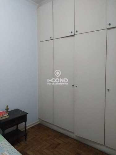 Apartamento, código 63003321 em Santos, bairro José Menino