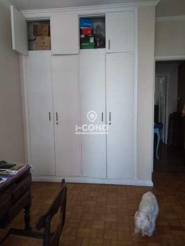 Apartamento, código 63003333 em Santos, bairro Gonzaga