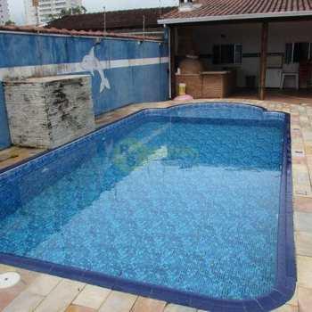 Casa em Praia Grande, bairro Balneário Maracanã