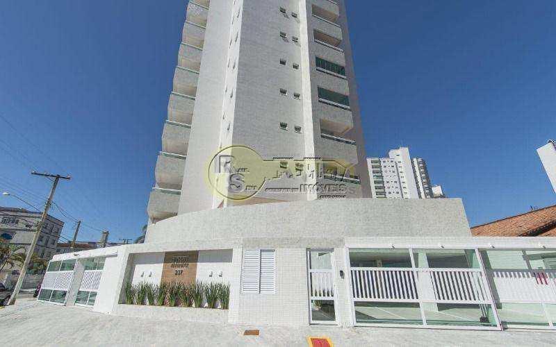 Apartamento em Praia Grande, no bairro Vila Caiçara