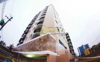 Apartamento, código 2419 em Praia Grande, bairro Cidade Ocian