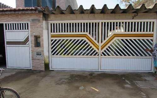 Casa, código 2374 em Praia Grande, bairro Princesa