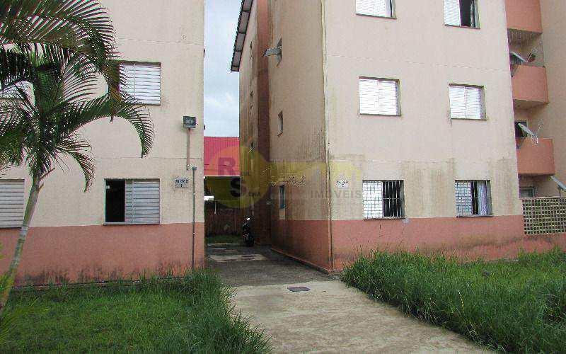 Apartamento em Praia Grande, no bairro Princesa