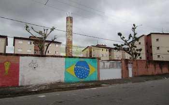 Apartamento, código 1999 em Praia Grande, bairro Princesa