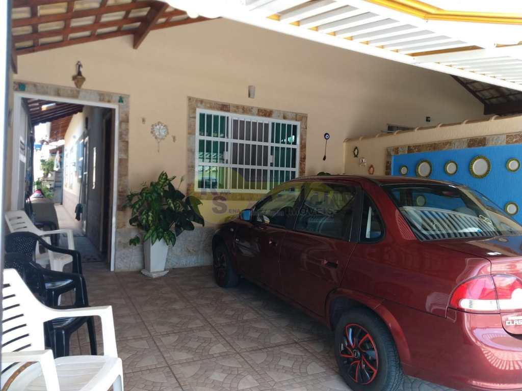Casa em Praia Grande, no bairro Real