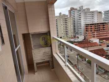 Apartamento, código 2894 em Praia Grande, bairro Aviação