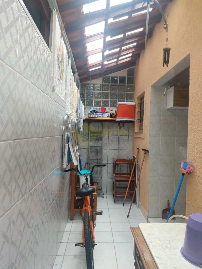 Casa de Condomínio em Praia Grande, no bairro Real