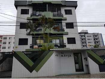 Apartamento, código 3141 em Praia Grande, bairro Caiçara