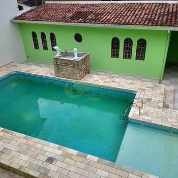 Sobrado em Itanhaém, bairro Balneário São Jorge
