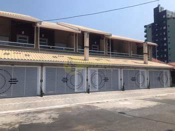 Sobrado, código 3241 em Praia Grande, bairro Caiçara