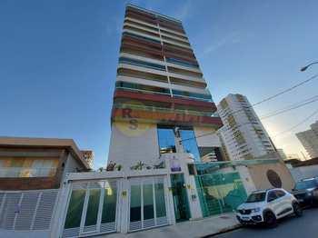 Apartamento, código 3497 em Praia Grande, bairro Guilhermina