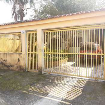 Casa em Praia Grande, bairro Princesa
