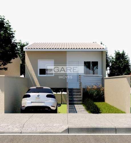 Casa, código 131 em Passo Fundo, bairro São Cristóvão