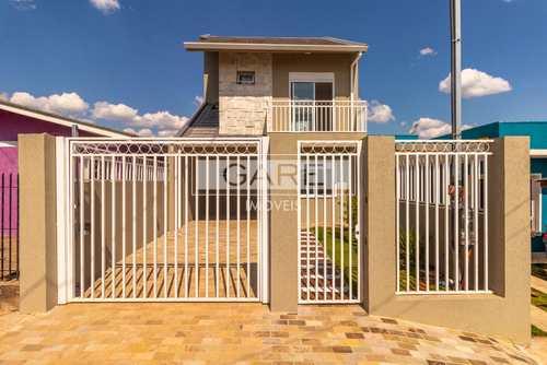 Casa, código 154 em Passo Fundo, bairro Planaltina