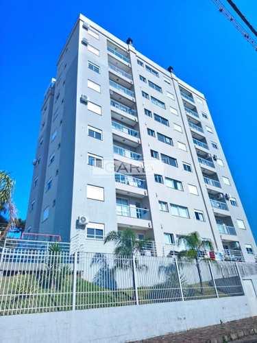 Apartamento, código 180 em Passo Fundo, bairro Lucas Araújo