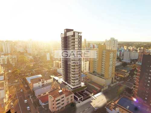 Apartamento, código 203 em Passo Fundo, bairro Vila Rodrigues