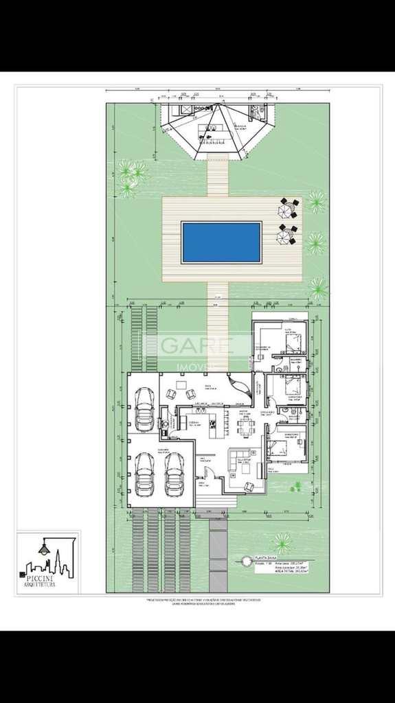 Casa de Condomínio em Passo Fundo, no bairro Vila Mattos