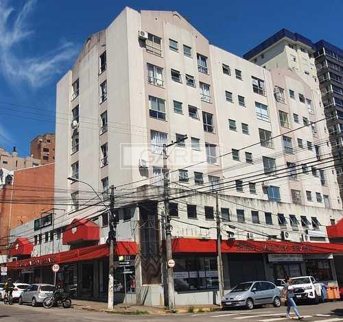 Apartamento, código 231 em Passo Fundo, bairro Centro