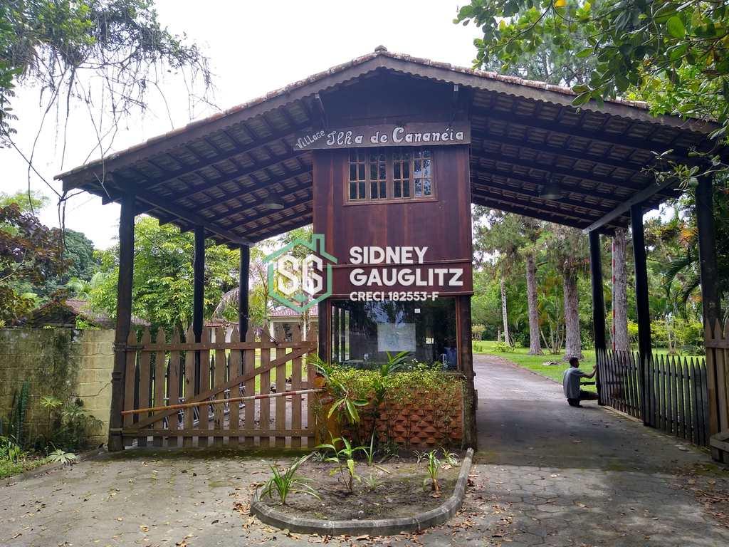 Terreno em Cananéia, no bairro Carijó